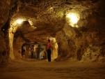 Město pohřbené v podzemí