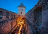 Divadelní spolek Kašpar  již tradičně na Kašperku