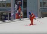 (Ne) lyžař z Venezuely