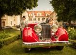Svátek elegance Concours d' Elegance na zámku Loučeň