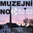 Muzejní noc v Huti František v Sázavě