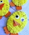 Velikonoční kuřátka