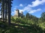 Kašperk: Nejstrašidelnější královský hrad v Čechách, který si neužil krále
