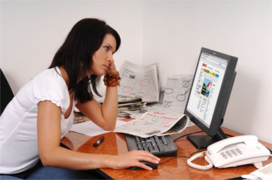 Jak hledat a najít práci na internetu