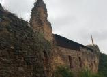 Krašov, zřícenina jednoho z našich nejstarších hradů, a jeho děsivé pověsti a legendy